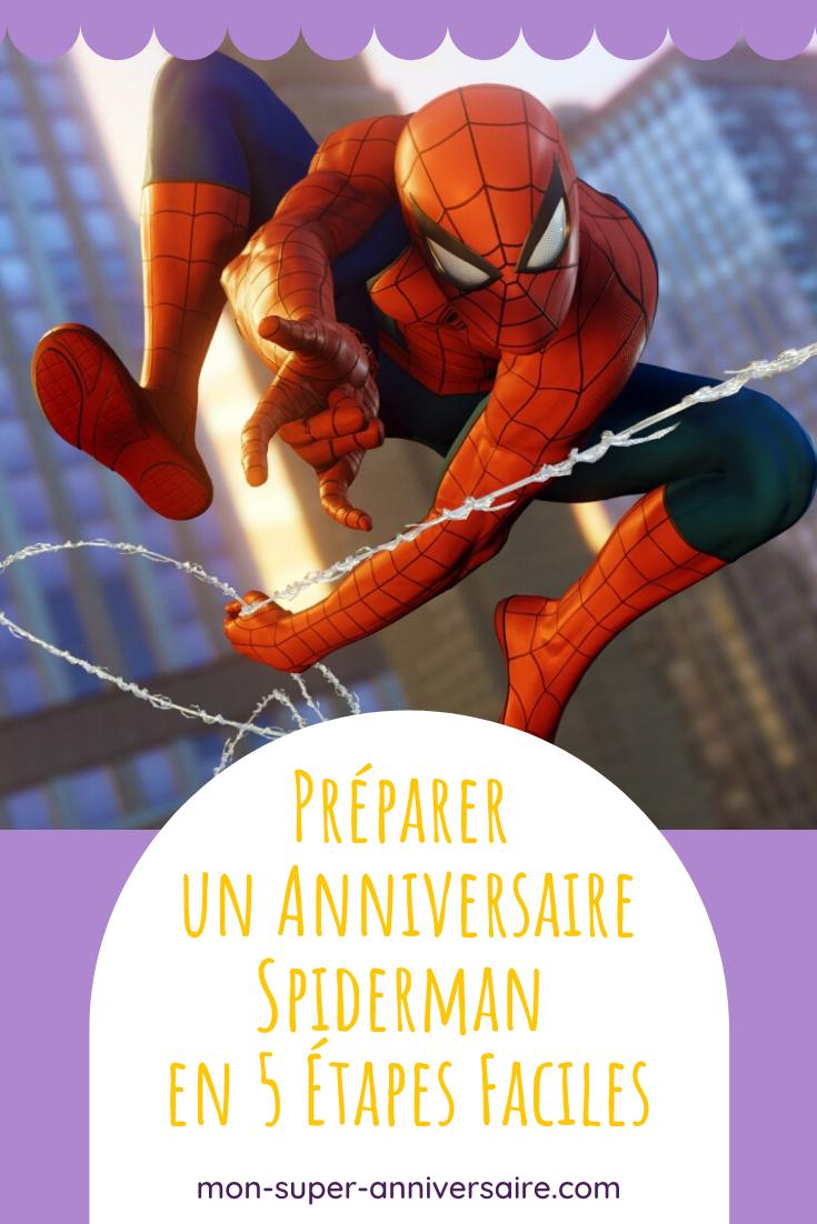 Comment organiser un anniversaire Spiderman original et amusant ? Les bonnes idées sont ici ! En 5 étapes faciles, ton enfant aura la fête de ses rêves.