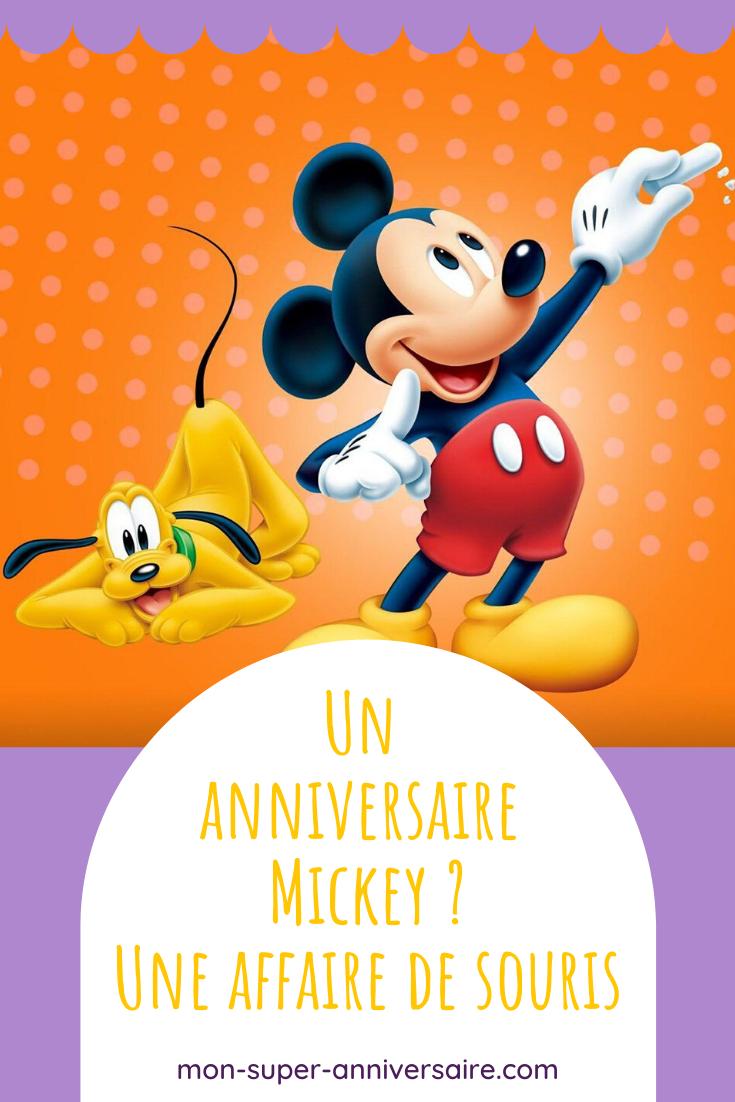 Organiser un anniversaire Mickey? Rien de plus simple! Suis le guide pour tout savoir sur les préparatifs : des invitations aux cadeaux souvenirs.