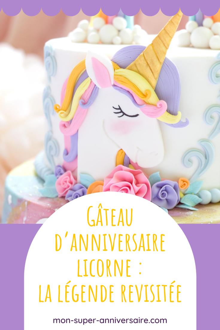 Tu réalises une sweet table licorne ? Voici un max d'idées pour réaliser des gourmandises et un gâteau d'anniversaire licorne qui vont faire rêver tes invités !