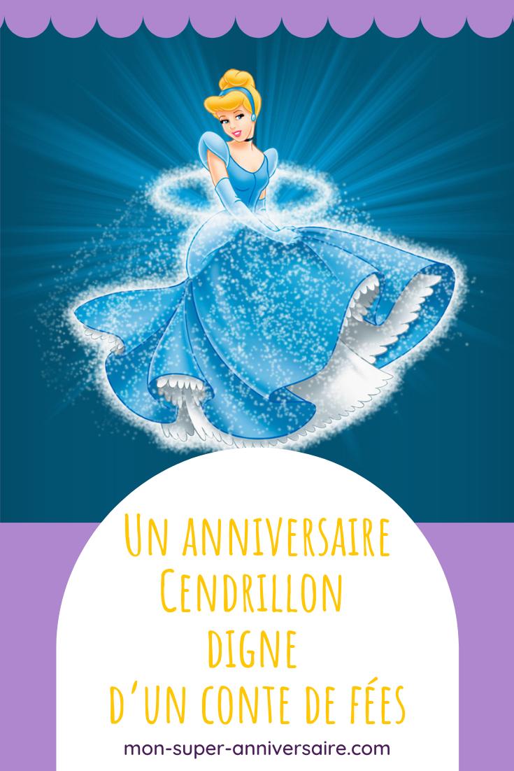 Découvre toutes les étapes à suivre pour organiser un anniversaire Cendrillon féerique. Voici des astuces pour le gâteau, la décoration, les activités, etc.