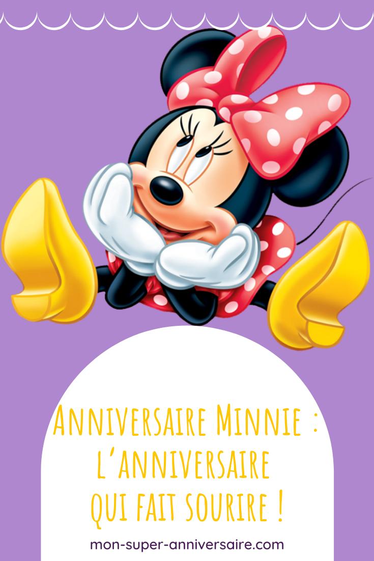 Organise un bel anniversaire Minnie grâce à nos astuces décoration, gâteaux d'anniversaire, invitations et cadeaux invités.