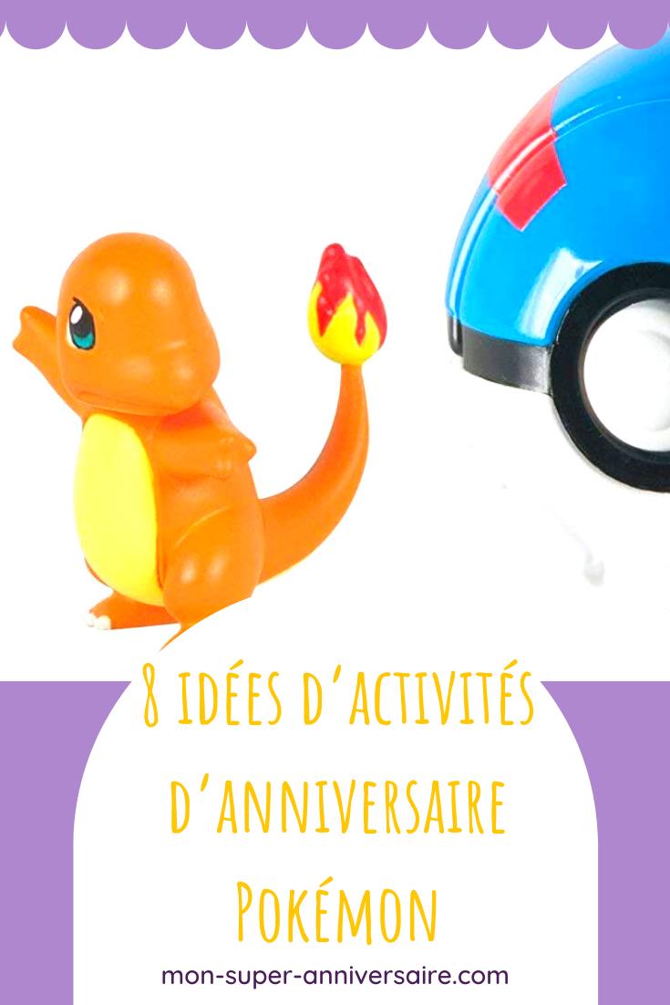 Découvre nos 8 idées d'activités pour un anniversaire sur le thème Pokémon, entre rires et rêves devenus réalité.