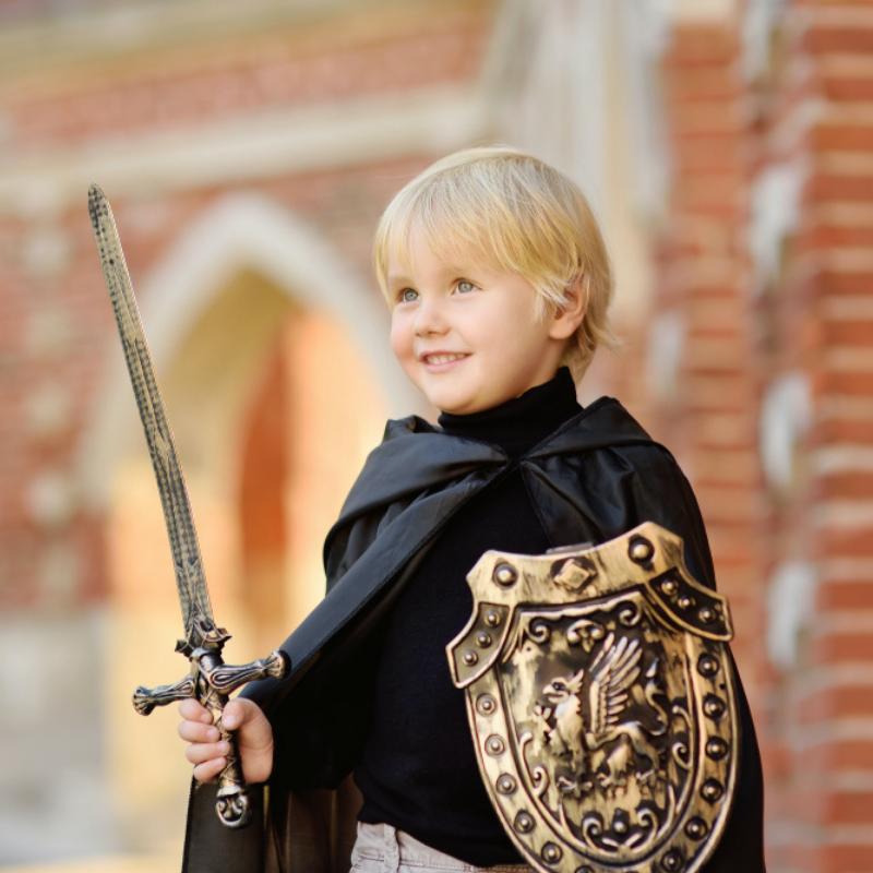 Jeux et activités anniversaire chevalier