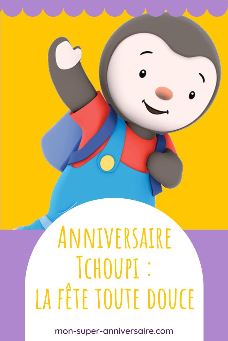 Tous nos conseils pour organiser un superbe anniversaire Tchoupi: invitations, gâteau d'anniversaire ou décoration de table. Viens faire le plein d'idées !