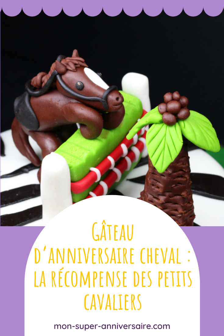 Organise un superbe goûter d'anniversaire sur le thème cheval avec nos recettes de biscuits, cupcakes et gâteaux d'anniversaire cheval.