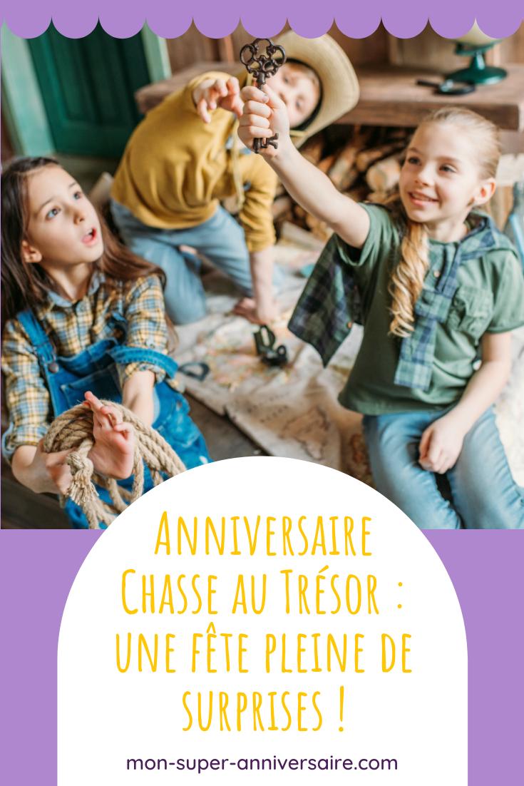 Tu te demandes comment organiser un anniversaire Chasse au trésor pour ton enfant ? Voici des idées originales et des tutos pour réussir une fête palpitante !