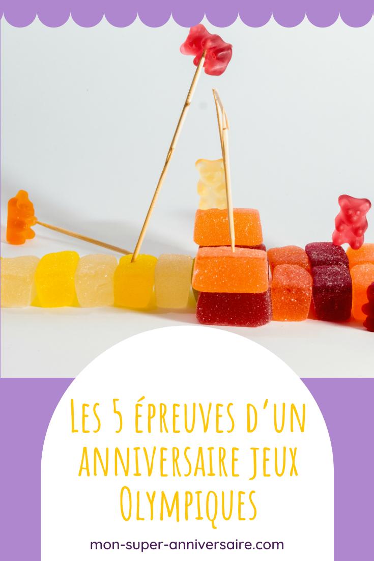Découvre nos conseils pour réussir un super anniversaire jeux Olympiques. Les invitations, les cadeaux invités, la déco, le gâteau : ce sera une victoire.