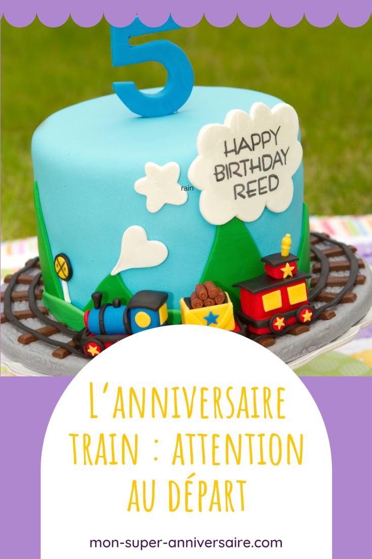 Organiser un anniversaire train? Voici nos conseils pour une fête qui fera voyager. Du gâteau aux activités, chaque étape sera un succès.
