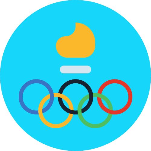 Anniversaire jeux olympiques