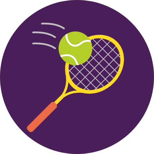 Anniversaire tennis