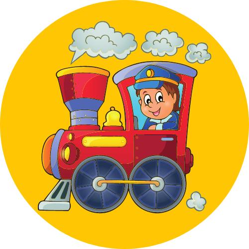 Anniversaire train